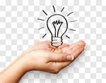 Сlipart bulb creation idea business light  cut out BillionPhotos