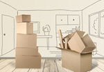 Сlipart Box Cardboard Box Moving Office Stack Moving House   BillionPhotos