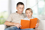 Сlipart father and son