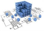 Сlipart Computer Software Organization Flow Chart Planning Business 3d  BillionPhotos