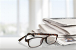 Сlipart Reading Newspapers The Media Glasses Journalist Article   BillionPhotos