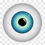 Сlipart Eyeball Human Eye Sore Eyes Anatomy Vector vector cut out BillionPhotos