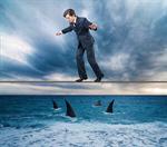 Сlipart risk shark business concept high   BillionPhotos