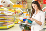 Сlipart Coupon Supermarket Groceries Female40 Shopping   BillionPhotos