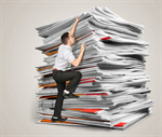 Сlipart Paperwork Document Organization Data Business   BillionPhotos