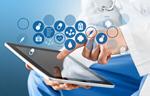 Сlipart medical touch doctor ekg test   BillionPhotos