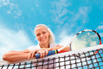 Сlipart Tennis Women Athlete Sport Female photo  BillionPhotos