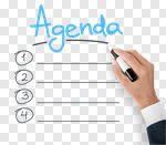 Сlipart advice agenda appointment background blank  cut out BillionPhotos