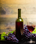 Сlipart Wine Grape Wine Bottle Winetasting Red Wine photo  BillionPhotos