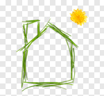 Сlipart Environment House Nature Green Residential Structure photo cut out BillionPhotos
