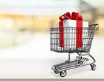 Сlipart Shopping Cart Christmas Shopping Gift E-commerce   BillionPhotos
