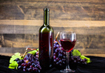 Сlipart Wine Grape Wine Bottle Winetasting Red Wine photo  BillionPhotos