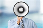 Сlipart Using Voice Megaphone Advertisement Bullhorn Public Speaker   BillionPhotos