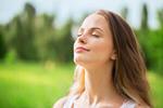 Сlipart breath woman fresh air dream photo  BillionPhotos