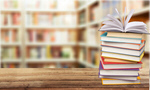 Сlipart bookshelf school interior blur literature   BillionPhotos
