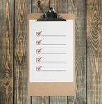 Сlipart Checklist Clipboard Check Mark Questionnaire Form   BillionPhotos