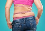 Сlipart fat overweight diet stomach tape   BillionPhotos