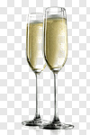 Сlipart Champagne Champagne Flute Glass Wineglass Drink photo cut out BillionPhotos