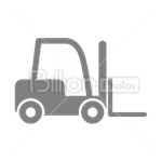 Сlipart Loader Car vehicle Loading Load vector icon cut out BillionPhotos