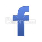 Сlipart facebook facebook icon social network social icon facebook link vector icon cut out BillionPhotos