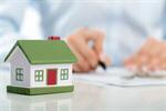 Сlipart home inheritance broker tax land photo  BillionPhotos