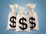 Сlipart Money Bag Currency Dollar Sign Bag Wealth   BillionPhotos