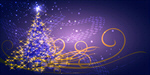 Сlipart Christmas Christmas Tree Tree Abstract Illuminated vector  BillionPhotos