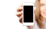 Сlipart Mobile Phone Telephone Women Holding Human Hand   BillionPhotos