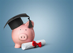 Сlipart Graduation Piggy Bank University Finance Learning   BillionPhotos