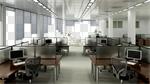 Сlipart Office Business Indoors Computer Contemporary 3d cut out BillionPhotos