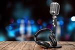 Сlipart radio broadcasting broadcast news retro   BillionPhotos