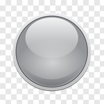 Сlipart Interface Icons Push Button Shiny Circle Metallic vector cut out BillionPhotos