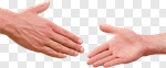 Сlipart Human Hand Handshake Assistance Reaching Symbols Of Peace photo cut out BillionPhotos
