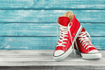 Сlipart Shoe on the desk Shoe Sports Shoe Canvas Shoe Converse   BillionPhotos
