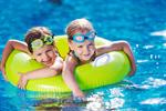 Сlipart water park slide aquapark kid photo  BillionPhotos