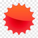 Сlipart Star Label Badge Price Star Shape vector cut out BillionPhotos