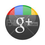 Сlipart google google icon google plus google+ google button vector icon cut out BillionPhotos