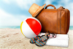Сlipart Suitcase Vacations Luggage Travel Beach   BillionPhotos