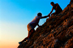 Сlipart Assistance Mountain Climbing Rock Climbing Human Hand Mountain photo  BillionPhotos