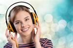 Сlipart Music Headphones Listening Women Relaxation   BillionPhotos