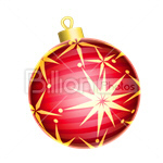 Сlipart Christmas Decoration Christmas Christmas Tree Decoration Christmas Icons vector icon cut out BillionPhotos