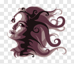 Сlipart Women Human Hair Vector Fashion Beauty vector cut out BillionPhotos