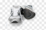 Сlipart Sports Shoe Shoe Exercising Old White photo cut out BillionPhotos