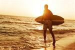 Сlipart Surfing Surf City Of Los Angeles Los Angeles County Beach photo  BillionPhotos
