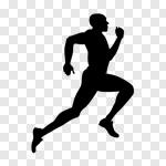 Running Vector Png