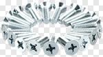 Сlipart Bolt Nut Screw Hardware Store fasteners photo cut out BillionPhotos