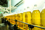 Сlipart liquid pouring detergent bottle in a row chemical factory photo  BillionPhotos