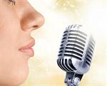 Сlipart retro sing song woman concert   BillionPhotos