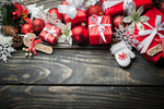 Сlipart background berry christmas christmas background christmas border photo  BillionPhotos