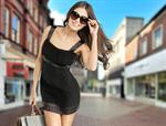 Сlipart fashion model street summer smiling   BillionPhotos